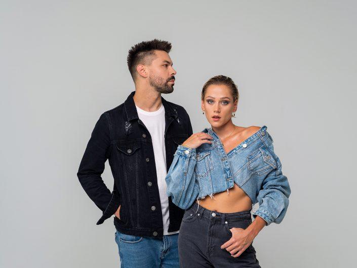 Emma Drobná & Adam Ďurica
