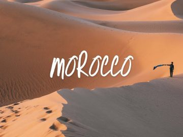 Morocco - Capturing moments