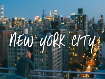 New York City - Discover with Sony (Promo)